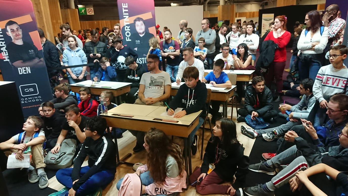 Masterclass Gaming School 1 - gamingcampus.Fr