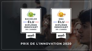 Eduniversal prix innovation 2020 Bachelors et MBA - gamingcampus.fr