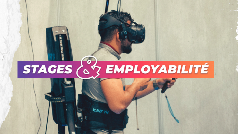 stages et employabilite