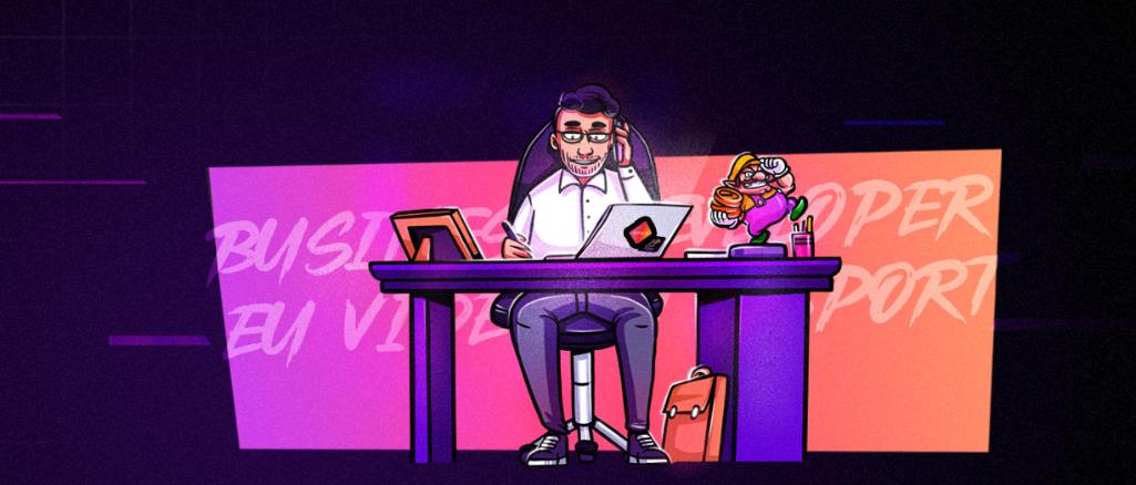 Fiche Métier Business developer jeu vidéo et esport