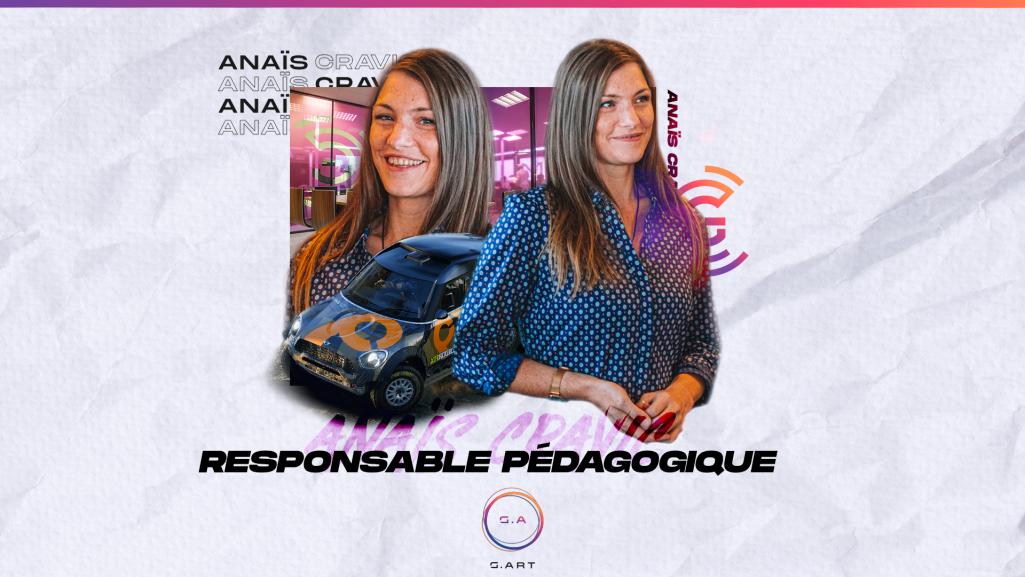 Photos de Anais Responsable pédagogique