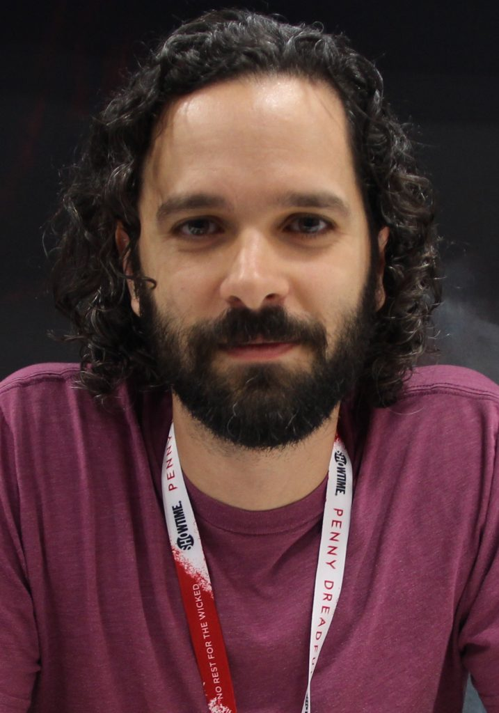 Photo du game director Neil Druckmann