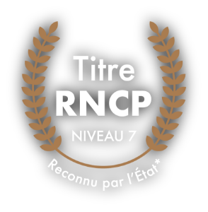 Badge titre RNCP
