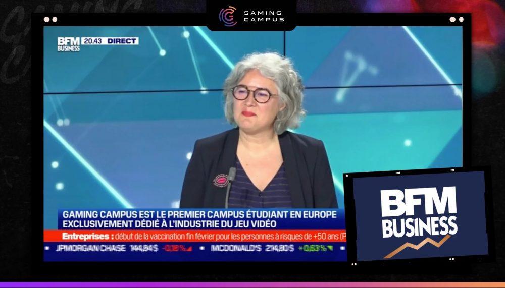 Valérie Dmitrovic sur BFM Business