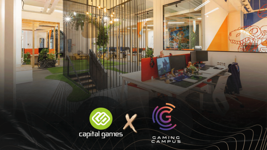 Capital Games - Gaming Campus Paris