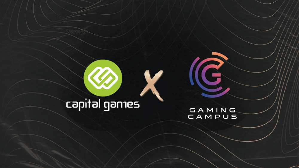 Gaming Campus adhere a Capital Games