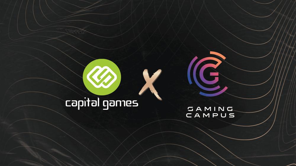 Gaming Campus adhere a Capital Games