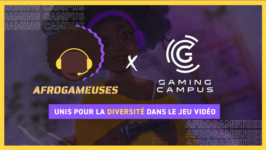 Afrogameuses et Gaming Campus annoncent leur partenariat avec un stage d'initiation « Programmation de jeux vidéo »