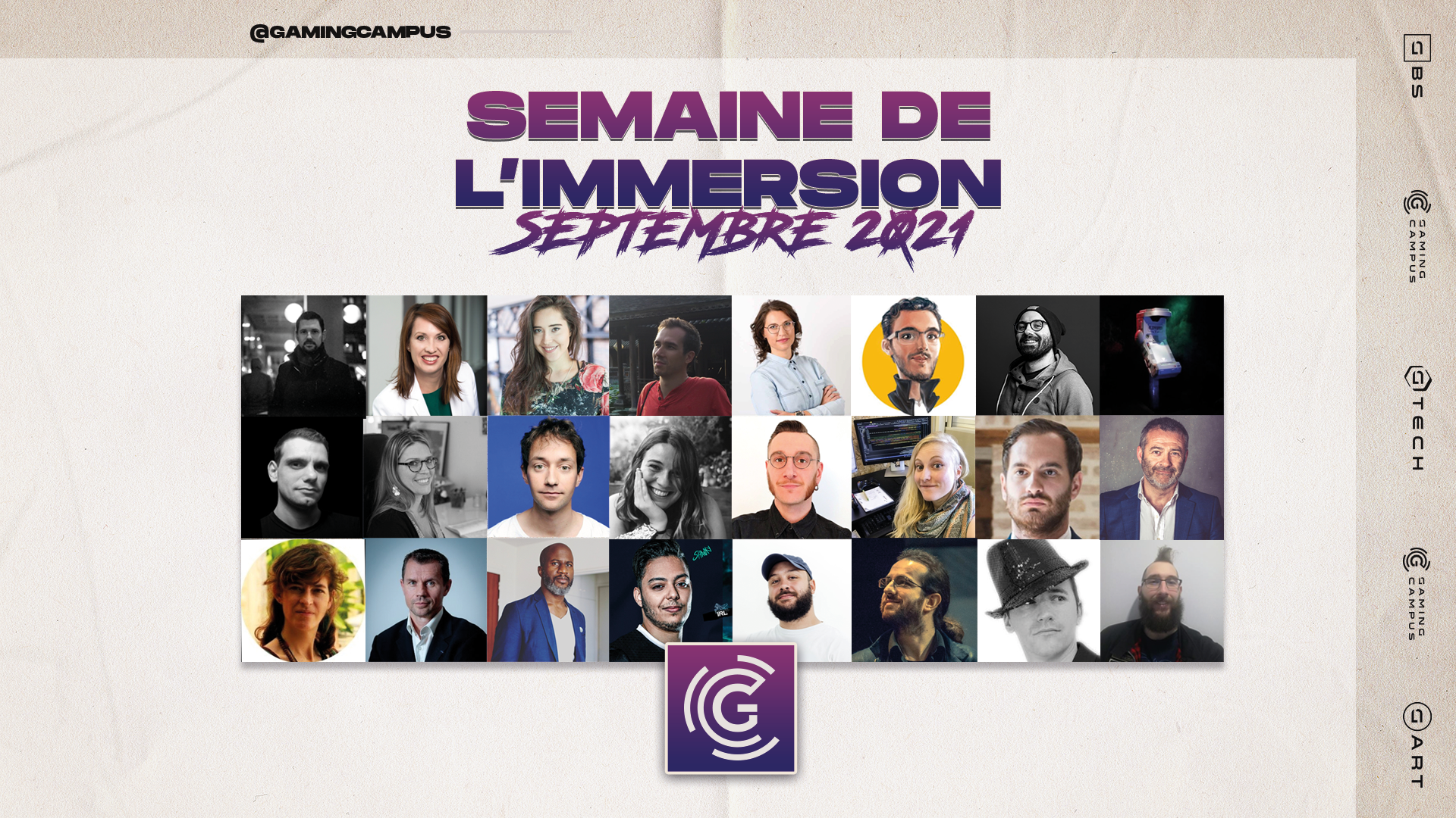 L'Immersion by Gaming Campus