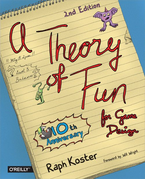 Couverture A theory of fun